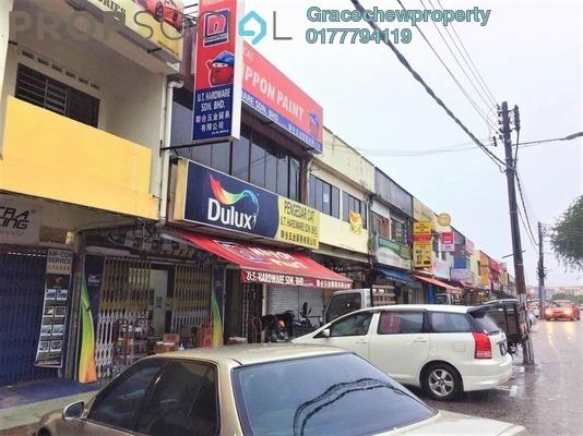 Shop For Rent in Taman Sri Tebrau, Johor Bahru Freehold Unfurnished 0R/0B 3.5k
