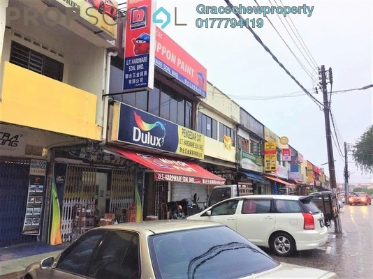 Office For Rent in Taman Sri Tebrau, Johor Bahru Freehold Unfurnished 0R/0B 1k