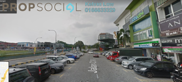 Shop For Sale in C180, Cheras South Freehold Unfurnished 3R/0B 3.32m
