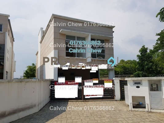 Bungalow For Sale in Taman Tasik Prima, Puchong Freehold unfurnished 0R/0B 1.25m