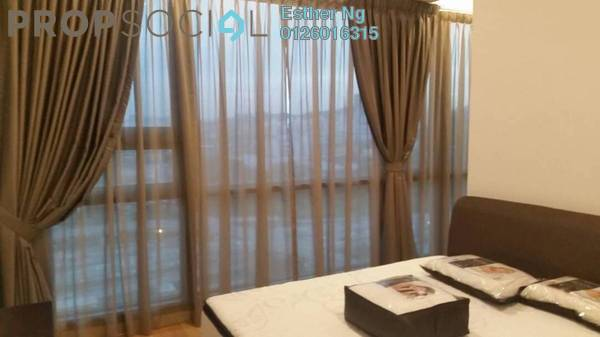 Condominium For Rent in Vogue Suites One @ KL Eco City, Mid Valley City Freehold Fully Furnished 2R/2B 3.8k