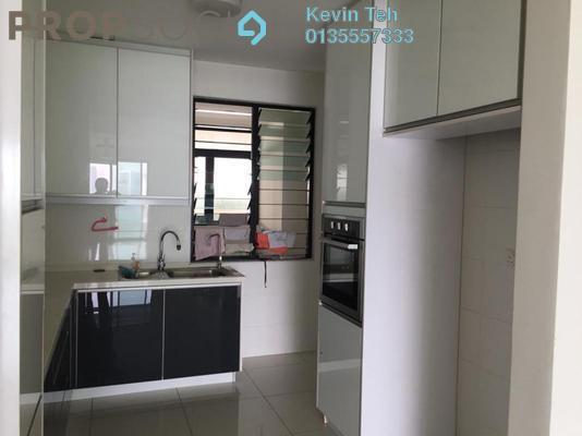 Condominium For Sale in Papillon Desahill, Taman Desa Freehold Semi Furnished 3R/3B 1.23m