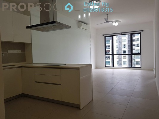 Serviced Residence For Rent in Nova Saujana, Saujana Freehold Semi Furnished 2R/2B 1.6k