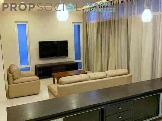 Semi-Detached For Rent in Straits Quay, Seri Tanjung Pinang Freehold Fully Furnished 5R/7B 7k