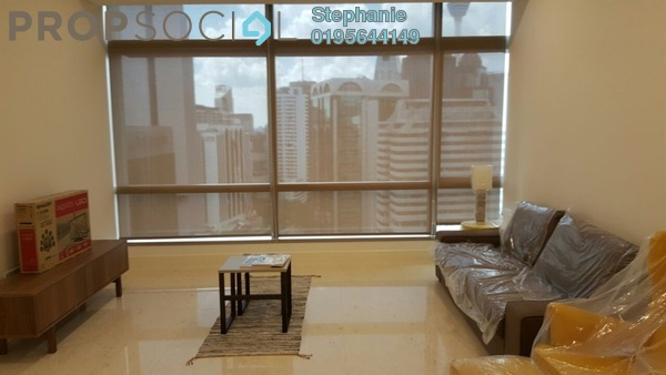 Condominium For Sale in Banyan Tree, KLCC Freehold Fully Furnished 1R/2B 2.69m