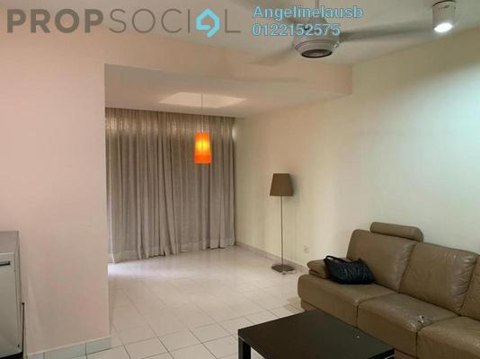 Condominium For Rent in Puncak Nusa Kelana, Ara Damansara Freehold Fully Furnished 3R/2B 2.1k