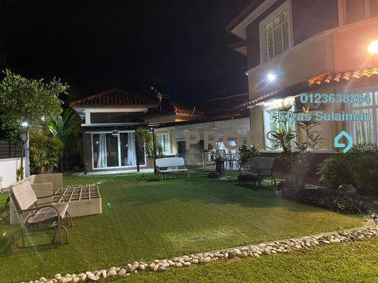 Semi-Detached For Sale in Tropika Kemensah, Kemensah Freehold Fully Furnished 7R/6B 2.45m