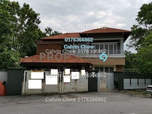 Bungalow For Sale in D'Villa, Kota Damansara Freehold Unfurnished 6R/7B 2.77m