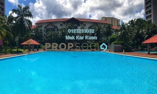 Condominium For Sale in Tiara Ampang, Ampang Leasehold Semi Furnished 3R/3B 381k