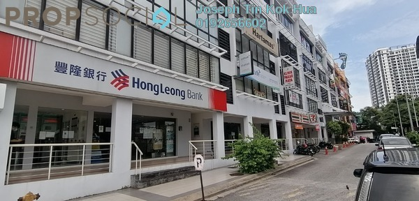 Office For Rent in Taman OUG, Old Klang Road Freehold Semi Furnished 0R/0B 3.2k