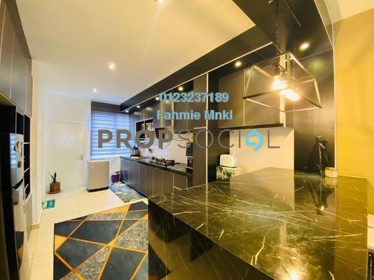 Terrace For Sale in Ara Sendayan, Bandar Sri Sendayan Freehold Semi Furnished 4R/4B 580k
