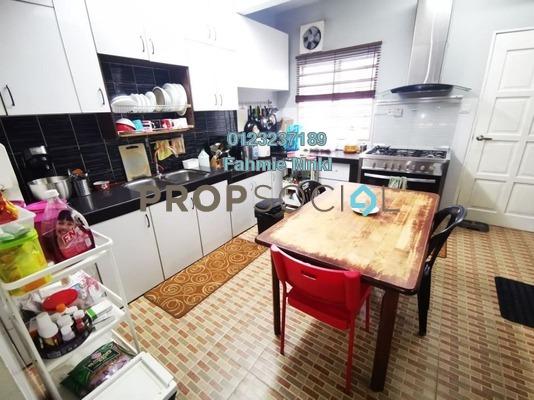 Terrace For Sale in Taman Sutera, Kajang Freehold Semi Furnished 4R/4B 590k