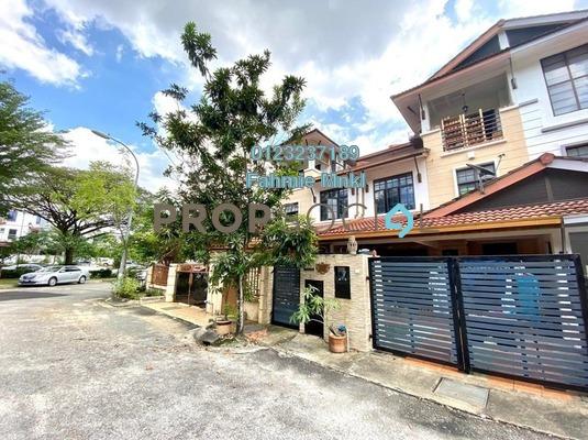 Terrace For Sale in Mutiara Bukit Jalil, Bukit Jalil Freehold Semi Furnished 5R/4B 1.4m