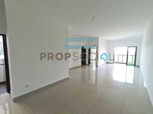 Condominium For Sale in Zamrud Residensi, Kajang Freehold unfurnished 3R/2B 330k