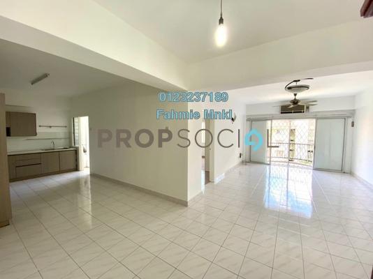 Condominium For Sale in Bukit Awansari, Old Klang Road Freehold semi_furnished 3R/2B 320k