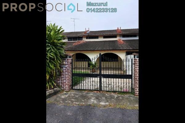 Terrace For Sale in Taman Perling, Iskandar Puteri (Nusajaya) Freehold Unfurnished 4R/3B 375k