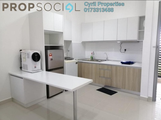 Apartment For Sale in Core SoHo Suites, Sepang Freehold Unfurnished 1R/1B 279k