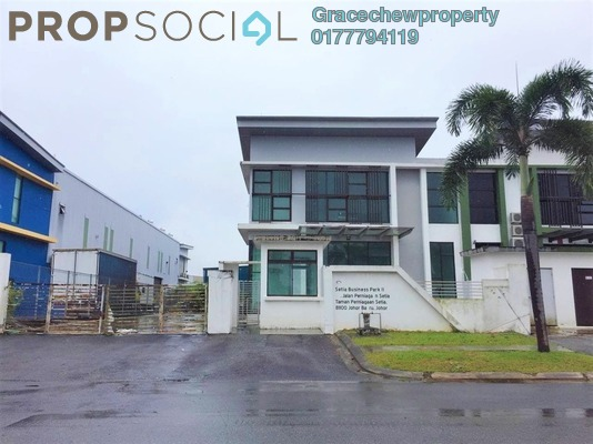 Factory For Sale in Setia Business Park 2, Johor Bahru Freehold Unfurnished 0R/0B 1.88m
