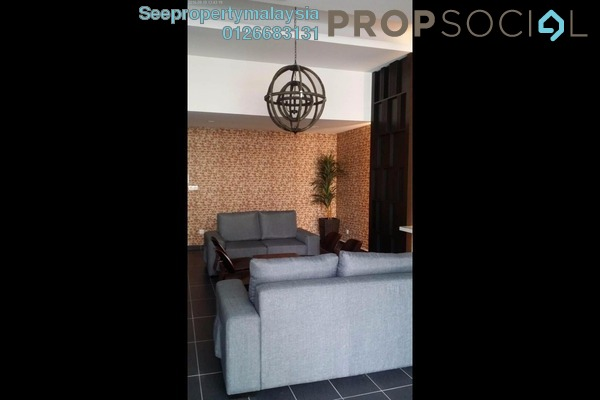Condominium For Rent in Duta Suria, Ampang Leasehold Semi Furnished 2R/2B 1.8k