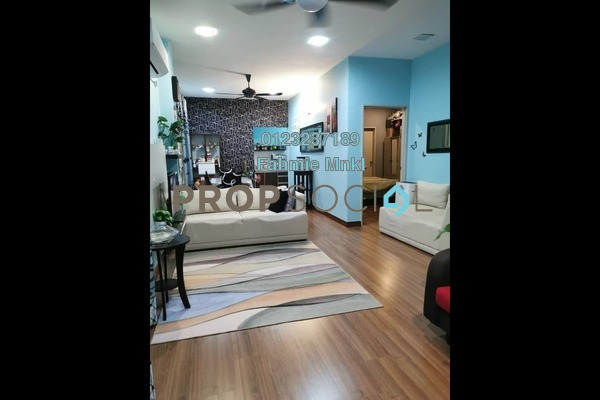 Townhouse For Sale in Suci, Bandar Ainsdale Freehold semi_furnished 3R/2B 300k