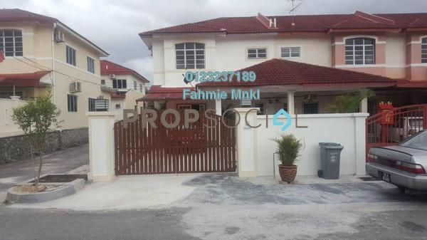 Terrace For Sale in Taman Sri Pulai, Seremban Freehold Semi Furnished 4R/3B 435k