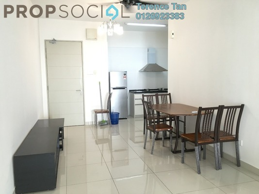 Condominium For Rent in The Regina, UEP Subang Jaya Freehold Semi Furnished 3R/2B 1.7k