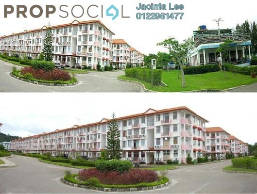 Apartment For Sale in Melinsing Summer Bay Resort Apartments, Papar Leasehold Unfurnished 3R/2B 120k
