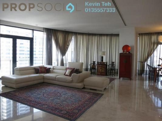 Condominium For Sale in K Residence, KLCC Freehold Fully Furnished 4R/5B 4.9m