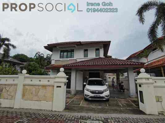 Bungalow For Rent in Casa Grande, Georgetown Freehold Semi Furnished 6R/4B 4.5k