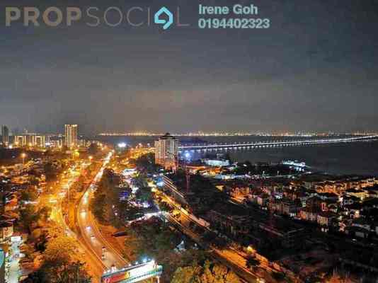 Condominium For Rent in E-Park, Batu Uban Freehold Fully Furnished 3R/2B 1.3k