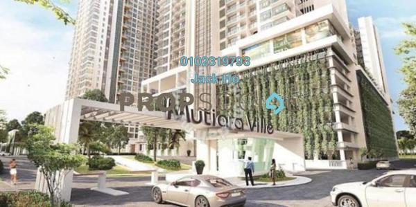 Condominium For Rent in Mutiara Ville, Cyberjaya Freehold Fully Furnished 1R/1B 1k