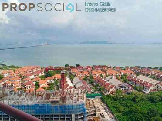 Condominium For Rent in E-Park, Batu Uban Freehold Semi Furnished 3R/2B 1.1k