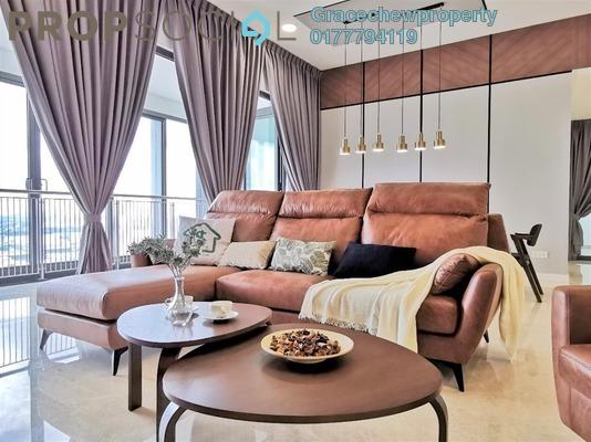 Condominium For Rent in The Astaka @ 1 Bukit Senyum, Johor Bahru Freehold Fully Furnished 4R/5B 6.5k