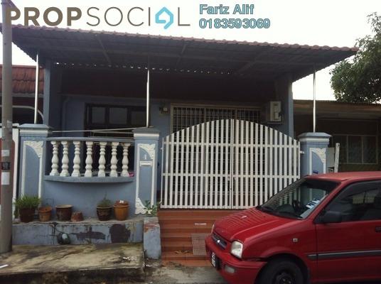 Terrace For Sale in Taman Sri Skudai, Skudai Freehold Unfurnished 2R/2B 268k