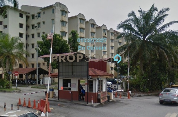 Condominium For Sale in Subang Suria, Subang Freehold Unfurnished 3R/2B 270k