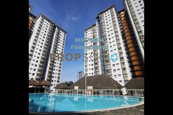 Condominium For Sale in Endah Regal, Sri Petaling Freehold Unfurnished 3R/2B 335k