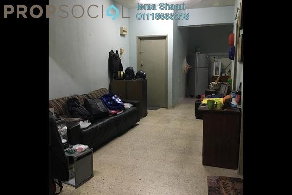 Apartment For Sale in Taman Intan Baiduri, Selayang Freehold Semi Furnished 3R/1B 160k