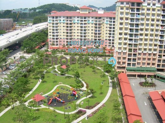 Apartment For Rent in Arena Green, Bukit Jalil Freehold Fully Furnished 1R/1B 450translationmissing:en.pricing.unit