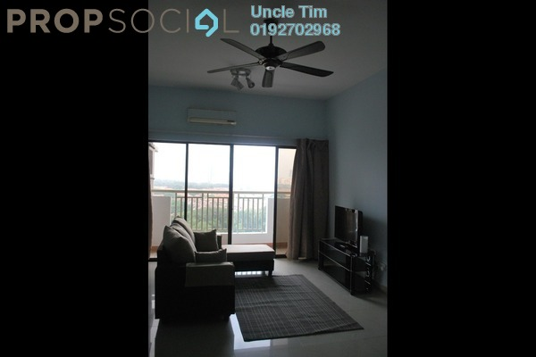 Condominium For Rent in Pelangi Utama, Bandar Utama Freehold Fully Furnished 3R/2B 2.1k