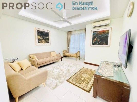 Condominium For Sale in Sri Acappella, Shah Alam Freehold Semi Furnished 2R/2B 480k