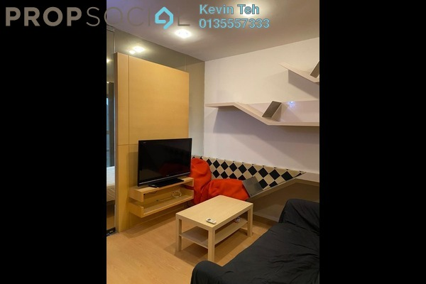 Condominium For Rent in VERVE Suites, Mont Kiara Freehold Fully Furnished 1R/1B 1.8k