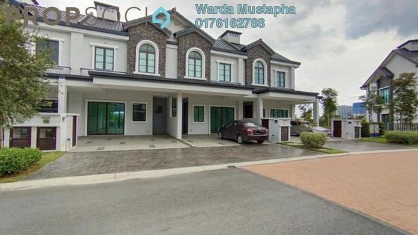 Terrace For Sale in Setia Eco Glades, Cyberjaya Freehold unfurnished 3R/4B 1.4m