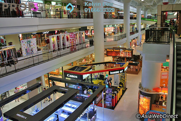 Shop For Sale in Amcorp Mall, Petaling Jaya Freehold Unfurnished 0R/0B 434k
