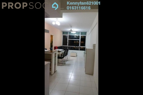 Condominium For Sale in The Saffron, Sentul Freehold Fully Furnished 3R/2B 620k