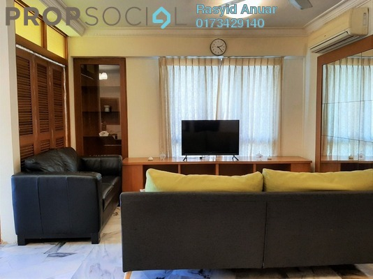 Condominium For Rent in Gurney Heights, Keramat Freehold Fully Furnished 3R/2B 2k