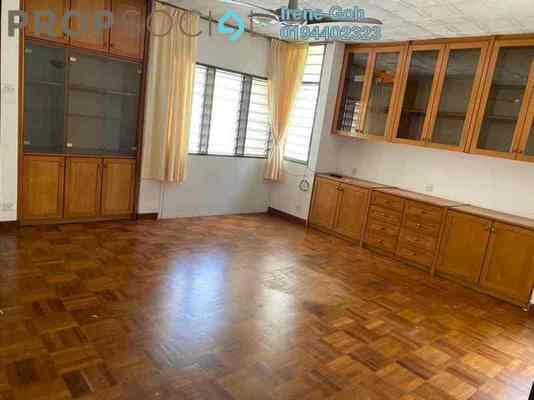 Bungalow For Rent in Taman Jesselton Height, Georgetown Freehold Unfurnished 6R/3B 5.1k