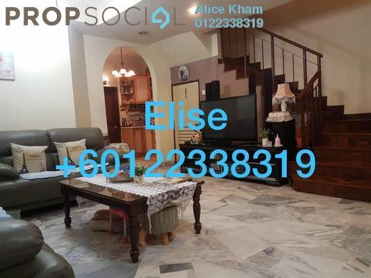 Terrace For Sale in USJ 13, UEP Subang Jaya Freehold Semi Furnished 4R/3B 1.08m