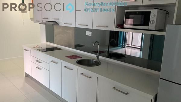Condominium For Rent in Summer Suites, KLCC Freehold Semi Furnished 1R/1B 1.3k