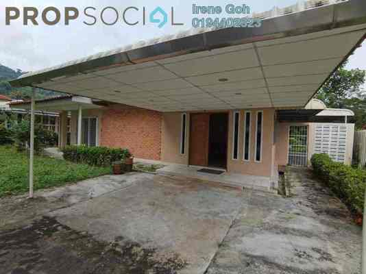Bungalow For Rent in Taman Jesselton Height, Georgetown Freehold Fully Furnished 4R/3B 4k