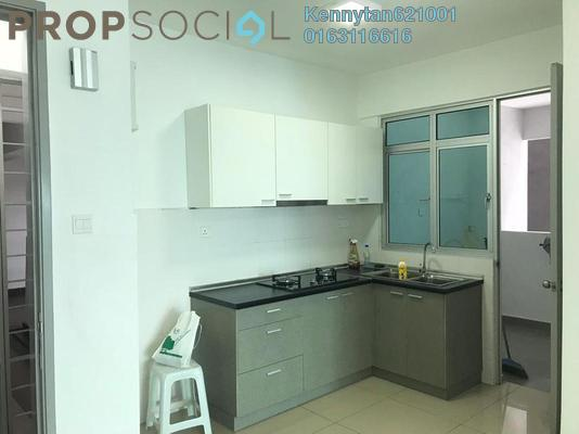 Condominium For Rent in Kiara Residence 2, Bukit Jalil Freehold Semi Furnished 3R/2B 1.7k